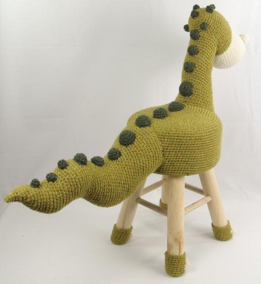 Haakpakket Dierenkruk Dino Dierenkruk Dino