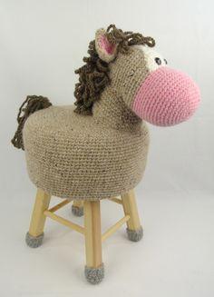 Haakpakket Dierenkruk Paard Dierenkruk Paard